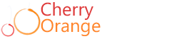 Cherry Orange Diverse IT Logo